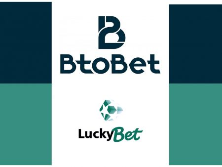 BtoBet Partners with Luckybet