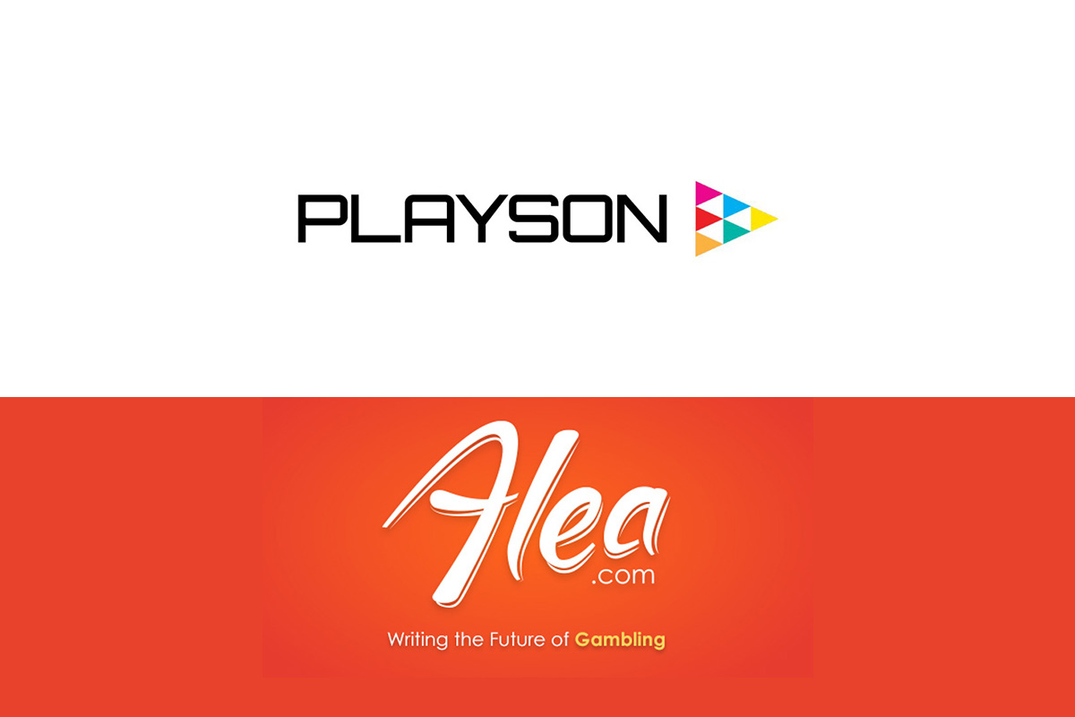 Playson's hit games portfolio now live with Alea