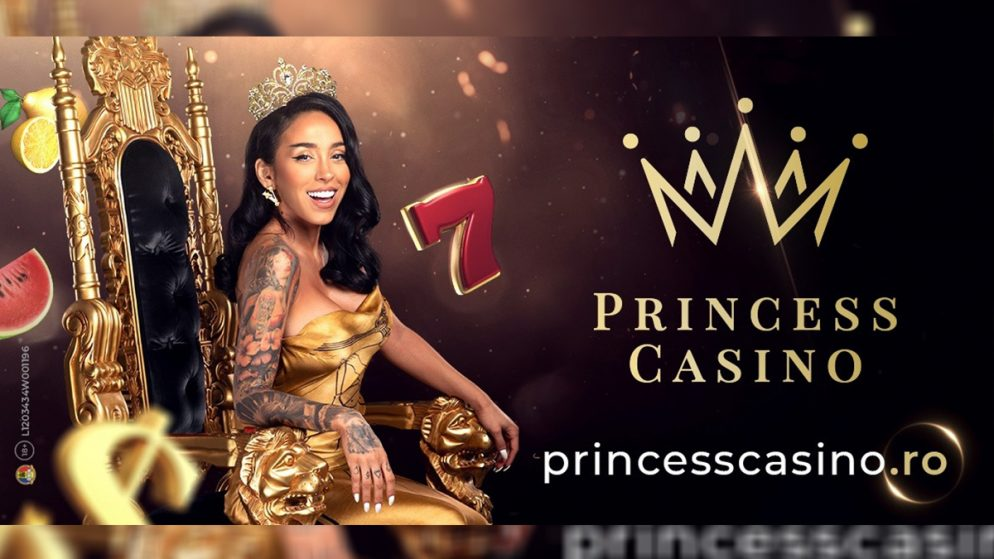 Princess Casino successfully launches in Romania on Finnplay Platform