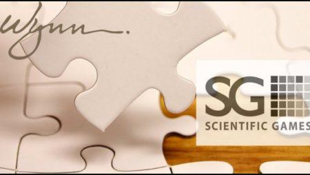 Scientific Games Corporation extends Wynn Resorts Limited digital alliance