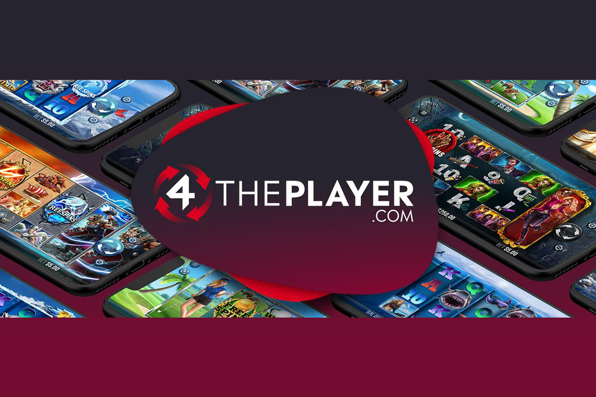 4ThePlayer.com unveils world first innovation DUAL SPIN™ in latest release 2 Gods Zeus vs Thor