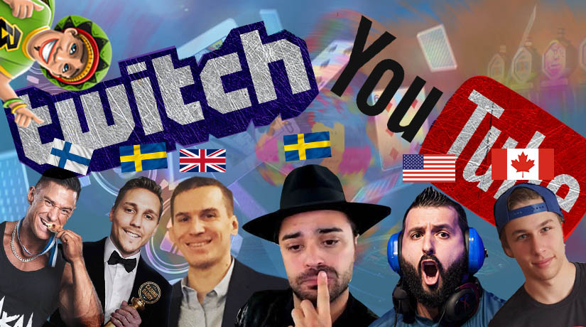 Casino Streamer World Cup: Which Nation Has the Best Slot Twitch and YouTube Channels?