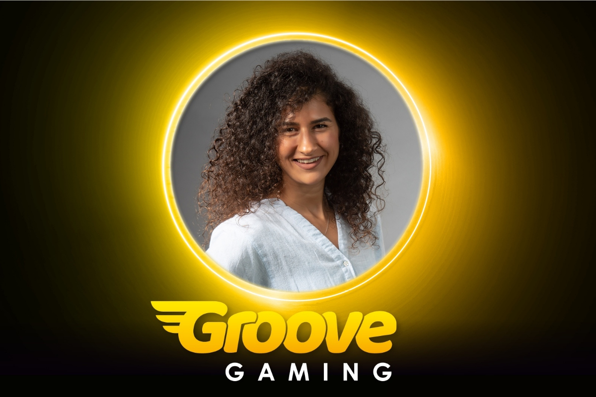 Meet the talented lady responsible for GrooveGaming's technical projects