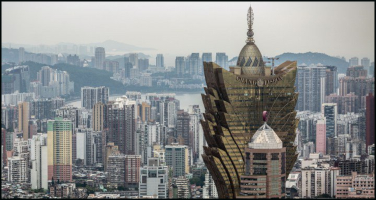 Macau gaming tax revenues being hit by coronavirus slowdown