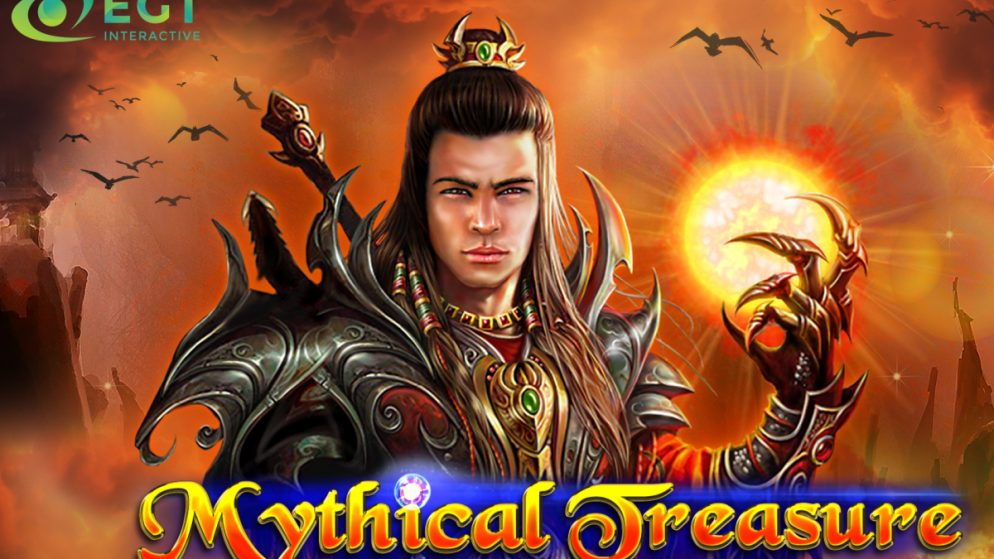 A legendary treasure awaits! New video slot from EGT Interactive