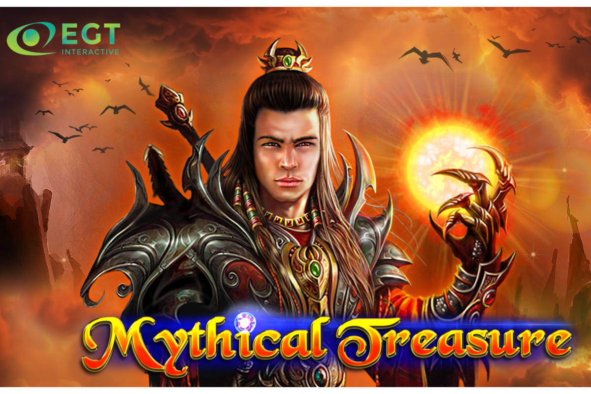 A legendary treasure awaits! New video slot from EGT Interactive