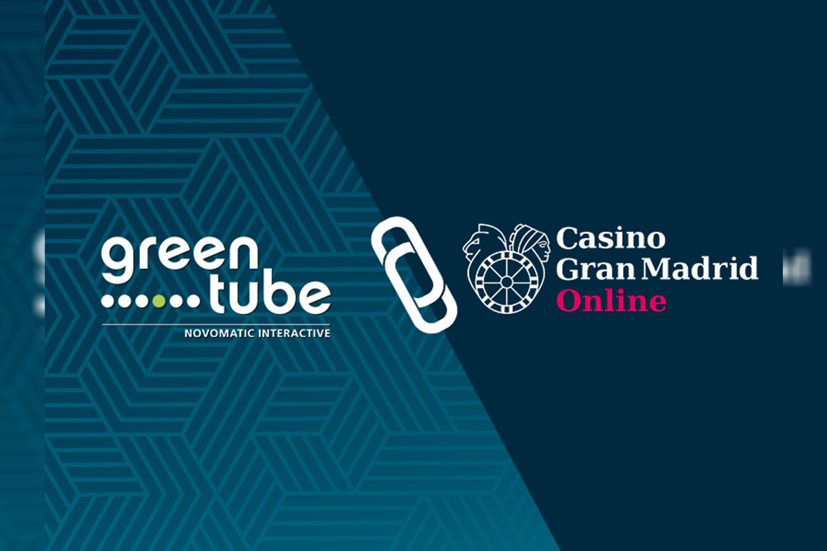Greentube signs partnership with Casino Gran Madrid Online