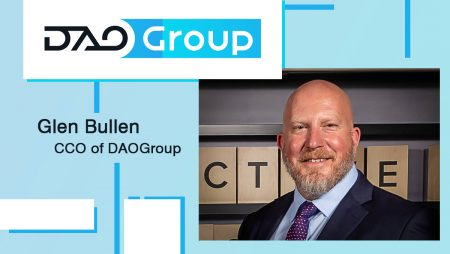 """""""Operators demand access to new markets and new player bases"""": Exclusive crypto gambling interview with Glen Bullen from DAOGroup."""