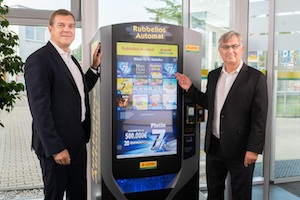 German state trials lottery machines