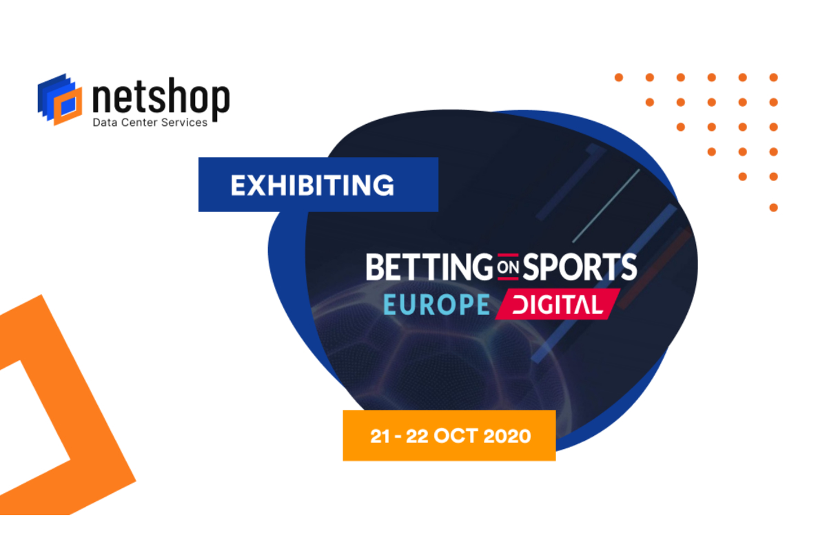 NetShop ISP Exhibiting in SBC Betting on Sports Europe Digital 2020