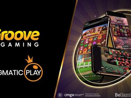 Pragmatic Play agrees multiple vertical content deal with Groove Gaming