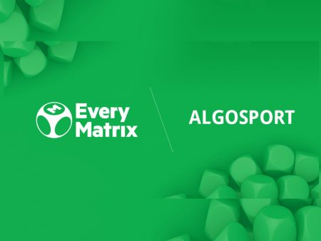 EveryMatrix and Algosport sign Bet Builder agreement