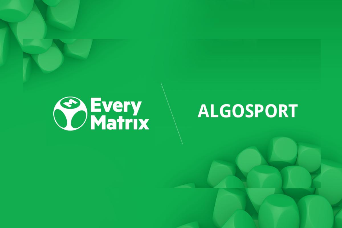 EveryMatrix and Algosport sign Bet Builder agreement
