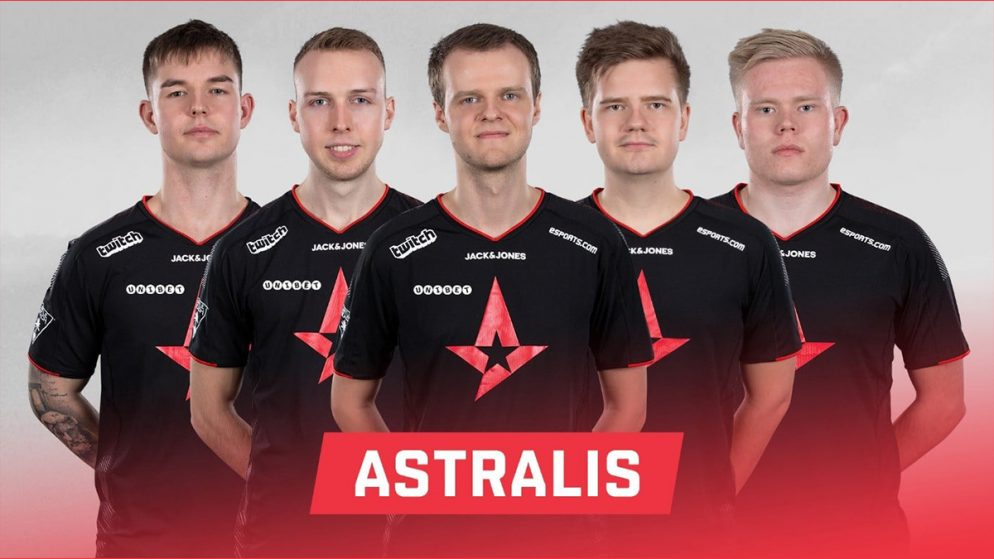 Astralis Signs Commercial Partnership with Cavea