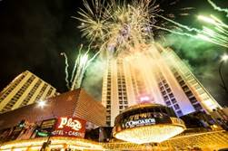 Plaza Hotel and Casino to celebrate New Year