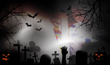 Intertops Poker to offer $3,000 Halloween Poker Tournament with $2 satellites