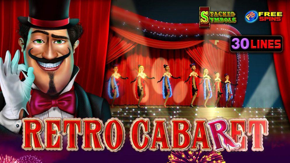 EGT Interactive Announces Details of its New Slot Retro Cabaret