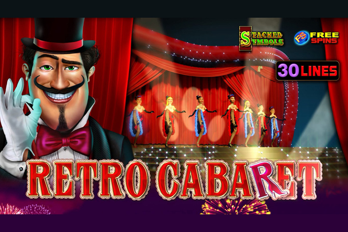 EGT Interactive Announces Details of its New Slot Retro Cabaret