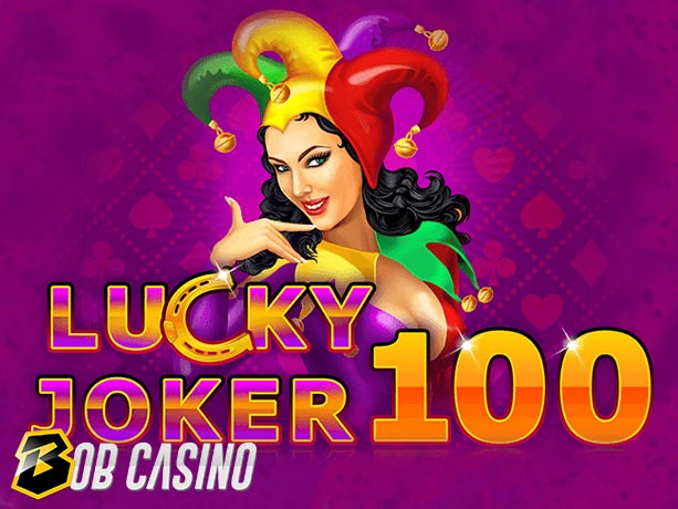Lucky Joker 100 Slot Review (Amatic)