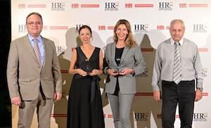 Intralot picks up awards at HR ceremony