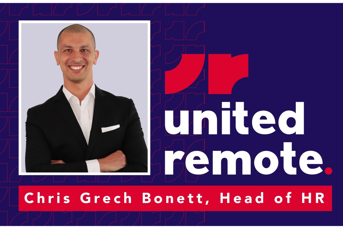 United Remote adds more senior management talent with key HR appointment