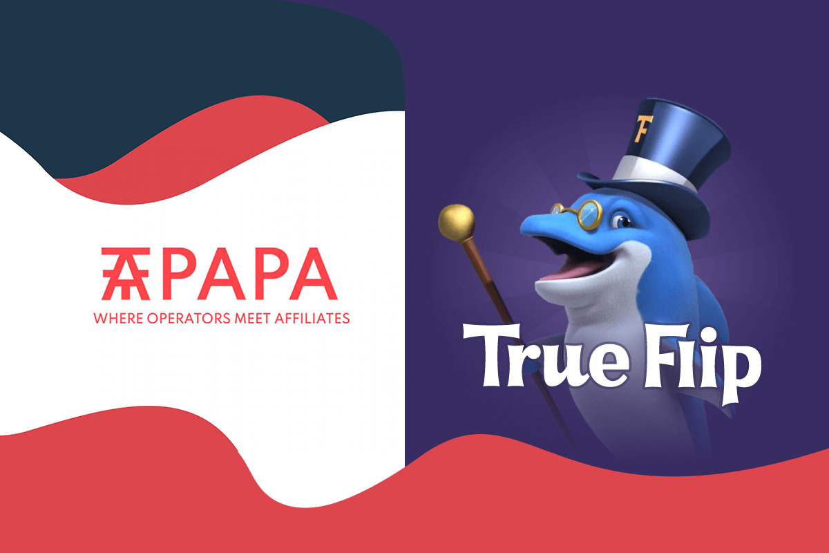 TrueFlip Partners with AffPapa