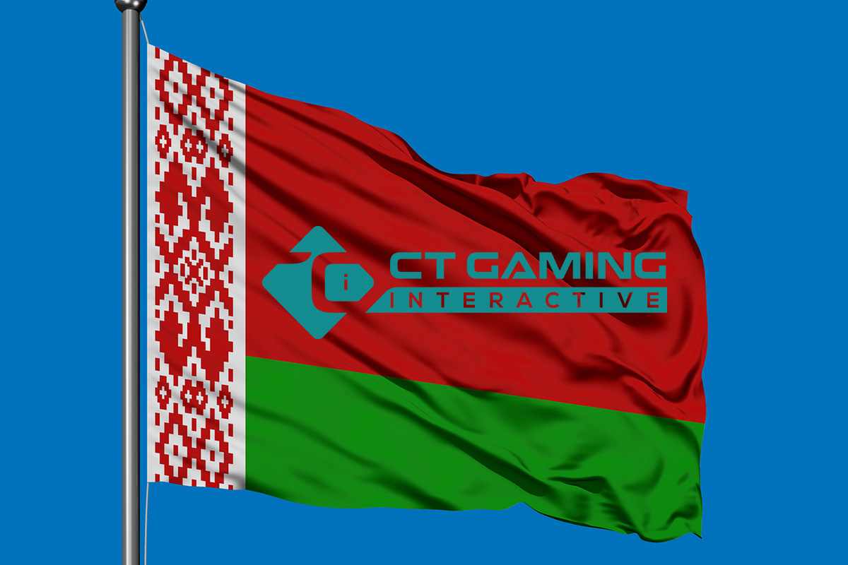 CT Gaming Interactive Gets Approval to Go Live in Belarus