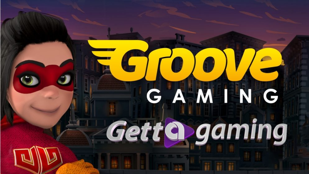 GrooveGaming appointed the exclusive reseller for Gettagaming's portfolio