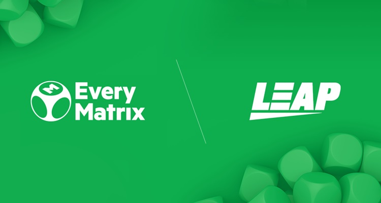 Leap Gaming latest addition to EveryMatrix's CasinoEngine roster
