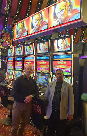 Novomatic titles a hit at South Africa casino