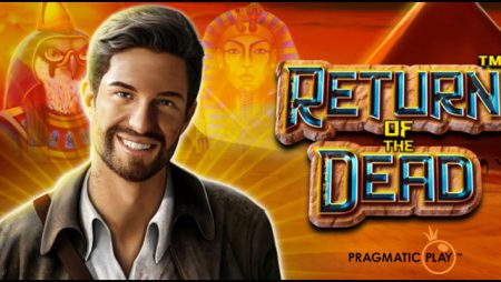 Pragmatic Play Limited unveils its new Return of the Dead video slot