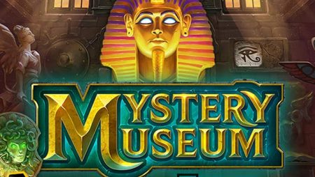 Mystery Museum Slot Review (Push Gaming & Relax)