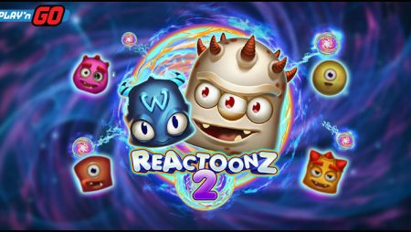 Play'n Go revitalizes an old favorite with new Reactoonz 2 video slot