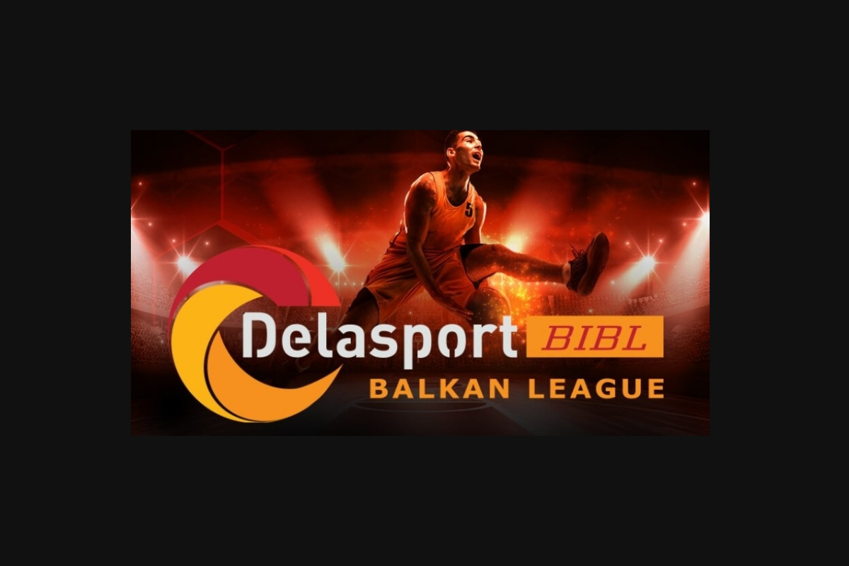 Delasport signs a major sponsorship with the Balkan International Basketball League (BIBL)
