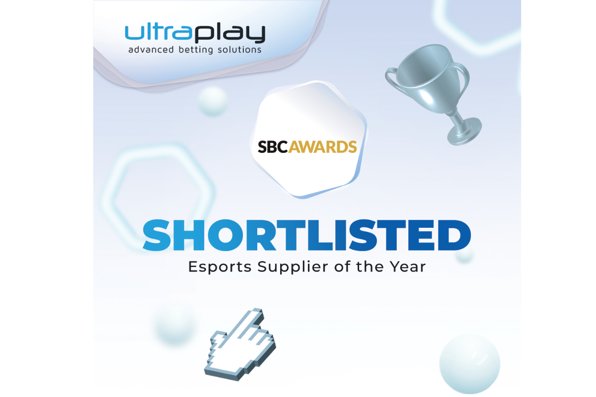 UltraPlay is shortlisted in SBC Awards