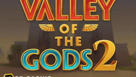 Valley of the Gods 2 Slot Review (Yggdrasil)