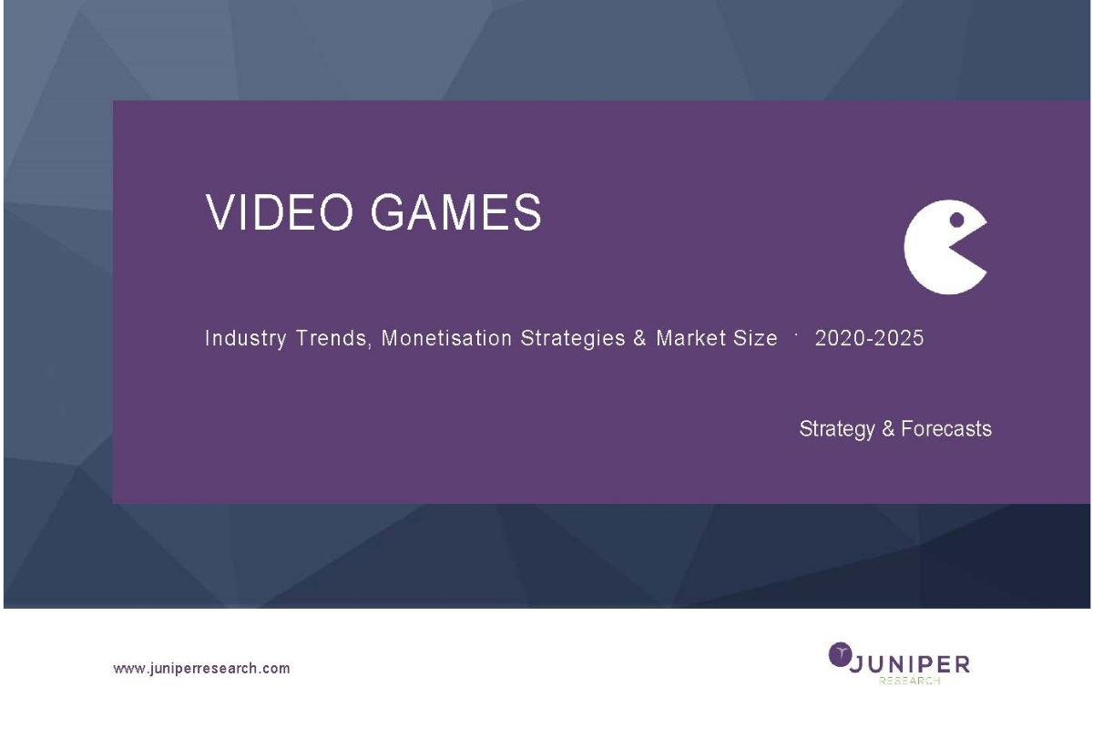 Juniper Research Forecasts Video Games Subscription Revenue to Exceed $11 billion by 2025, but Cloud Growth Will Be Slow