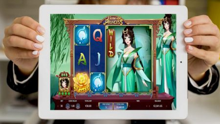 Yggdrasil launches new Asian-themed reel slot Elemental Princess: DreamTech Gaming's third release as YG Masters partner