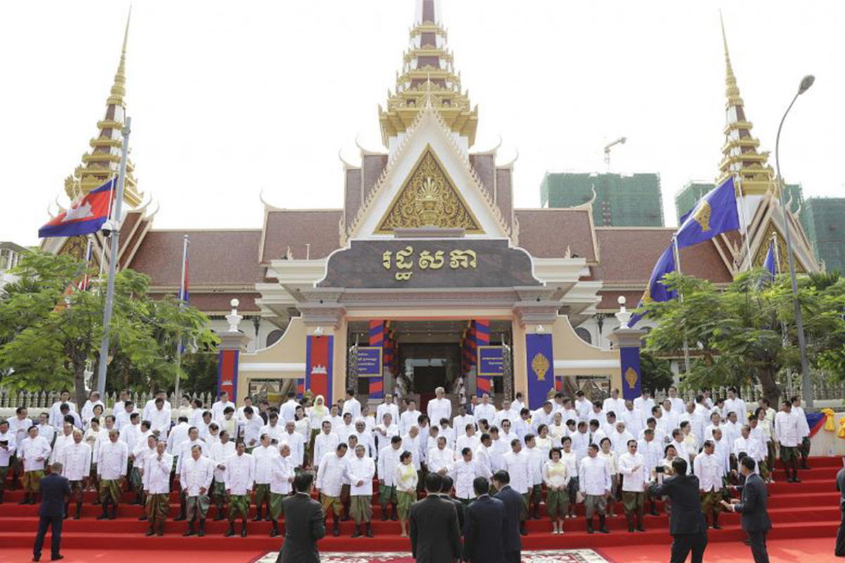 Cambodia's National Assembly Approves Draft Law on Commercial Gaming Management