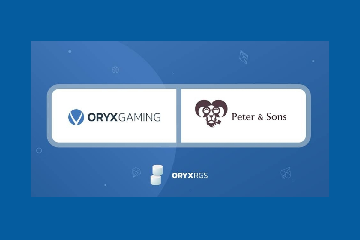 ORYX Gaming adds P&S as an exclusive platform partner