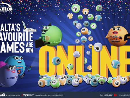 Malta's National Lottery Operator Goes Online with INTRALOT LotosXi