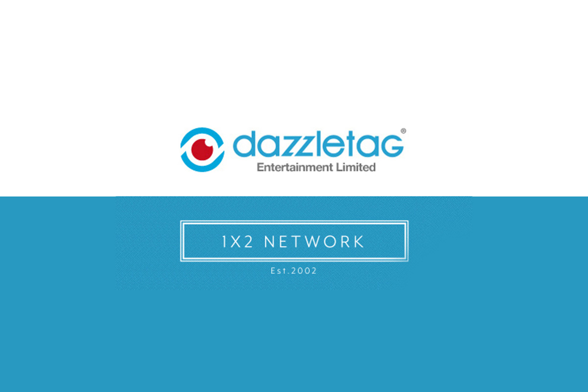 1X2 Network Partners with Dazzletag Entertainment