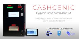 Innovative Technology making cash hygienic