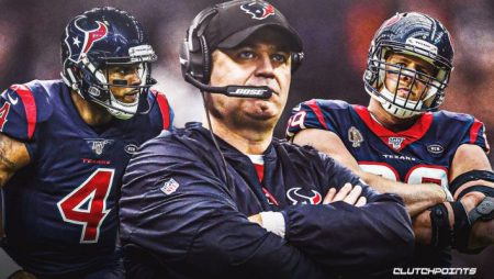 The Houston Texans Fire their Head Coach and General Manager Bill O'Brien