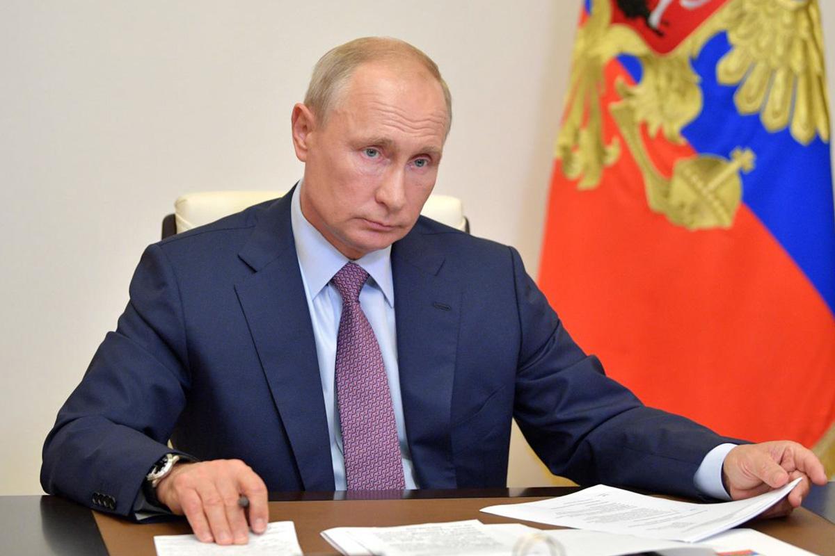 Russian President Vladimir Putin Tightens Tax Controls