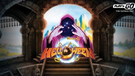 Play'n GO unveils new spooky' Helloween online slot release