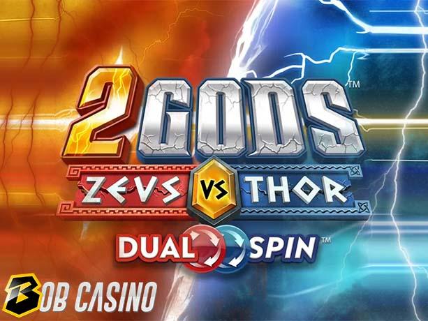 2 Gods: Zeus versus Thor Slot Review (Yggdrasil)