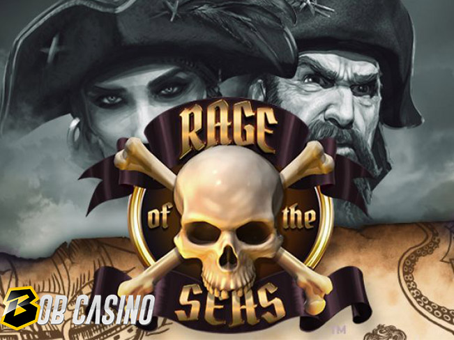 Rage of the Seas Slot Review (NetEnt)