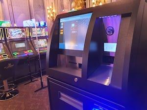 Monte Carlo casino takes Cash Support terminal