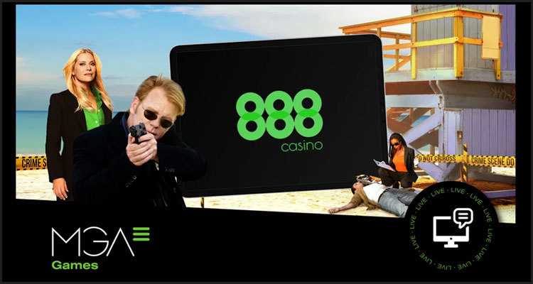 MGA Games heralds launch of its content with 888Casino.com